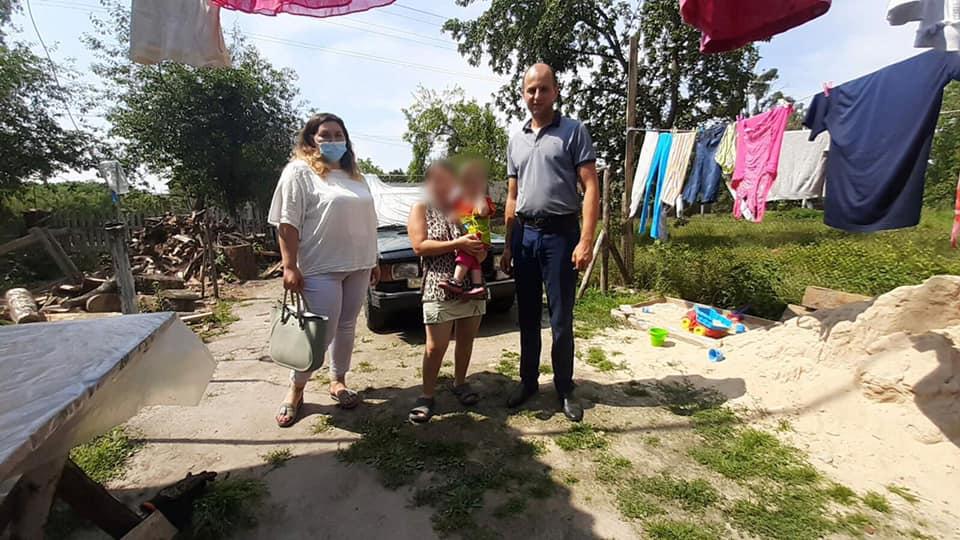 У Ківерцівській громаді організували профілактичний рейд щодо виконання батьківських обов'язків