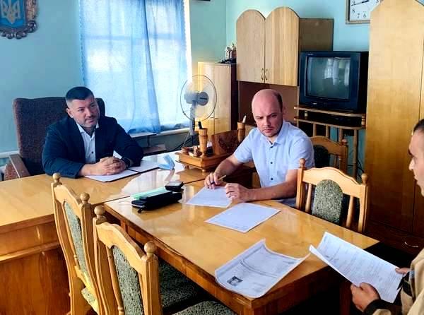 Виконувач обов'язків керівника Волинської прокуратури відвідав Маневицьку виправну колонію