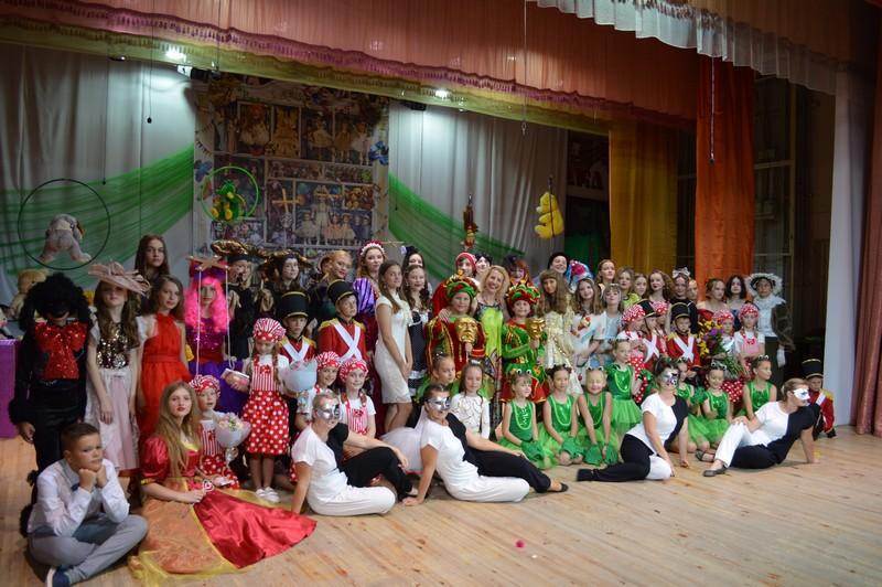 Дитячий театр у Ковелі представив шоу-мюзикл