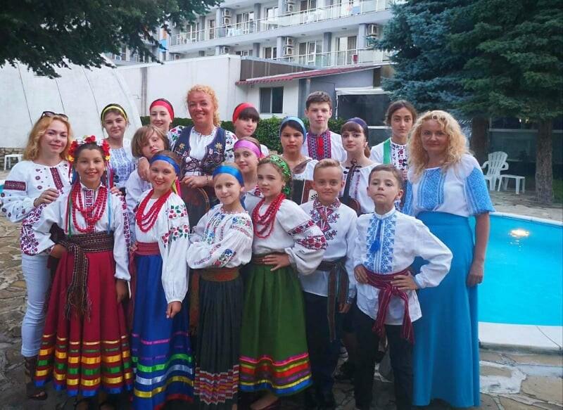 Фольклорний колектив з Луцька переміг у міжнародному конкурсі-фестивалі у Болгарії