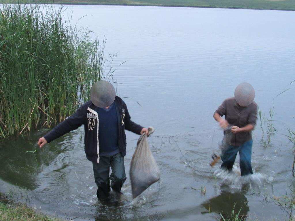У заказнику на Волині викрили грубі порушення правил рибальства