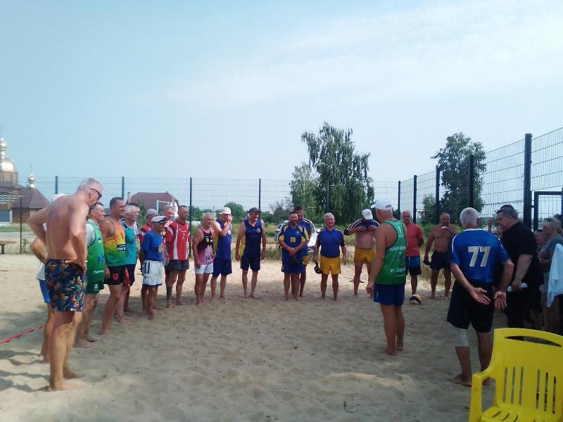 У Ковелі змагалися досвідчені пляжні волейболісти з Київщини, Львівщини та Волині