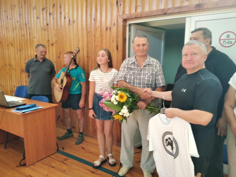 У Ковелі тенісисти присвятили турнір своєму колезі Володимиру Косяку
