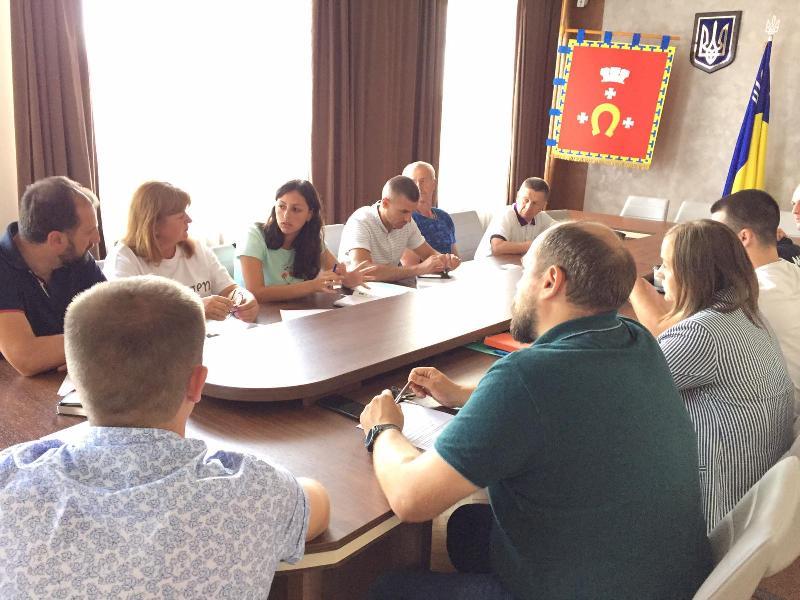 У Ковелі відбулася зустріч з авторами проектів-переможців Громадського бюджету