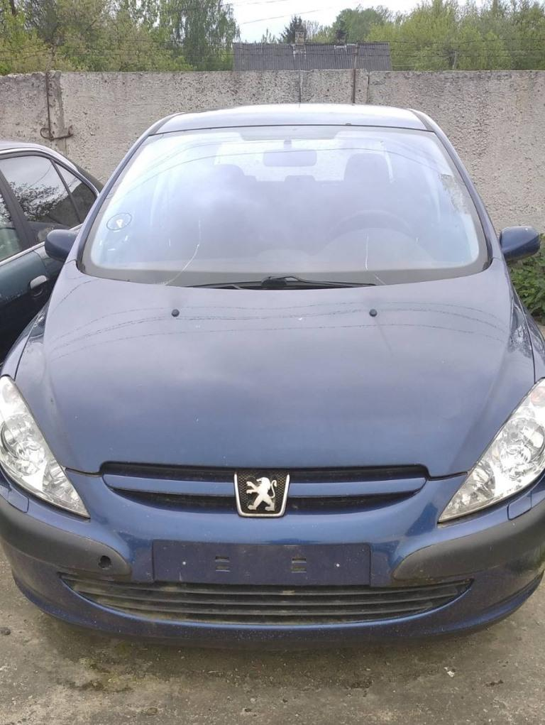Волинська митниця з аукціону продає авто Peugeot 307