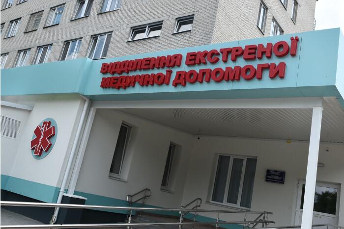 У Луцьку проінспектували будівництво приймального відділення міської клінічної лікарні
