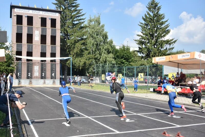 У Луцьку – змагання за кубок України з пожежно-прикладного спорту