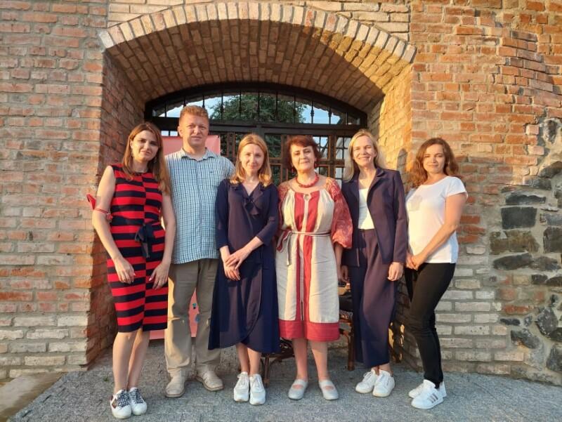 У Старому місті Луцька організували зустріч із Оксаною Забужко