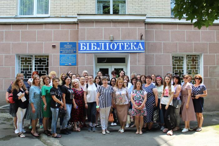 Фахівці бібліотечної справи з Рівненщини перебували з візитом у Луцьку