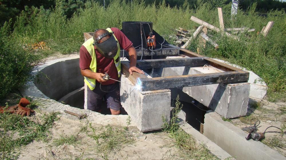 У селі Шацької громади будують каналізаційну мережу та систему очистки стічних вод