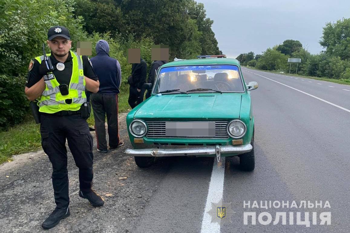 На Волині затримали осіб, причетних до скоєння низки крадіжок у Луцькому районі
