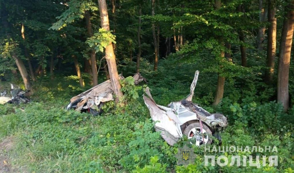 Водій загинув, пасажир – в реанімації: у Володимир-Волинському районі трапилася смертельна ДТП