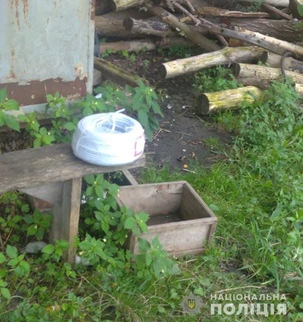 У Луцькому районі викрили крадіжку з кафе