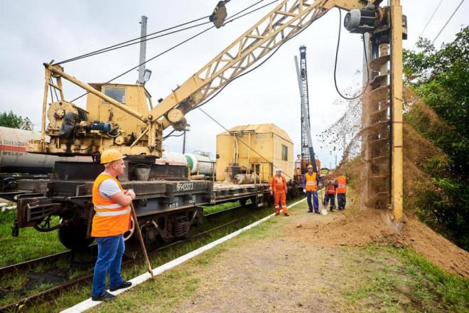 «Укрзалізниця» переведе на електрику дільницю Ковель – Ізов – Держкордон