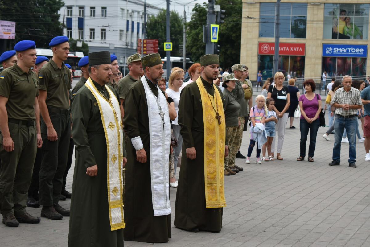 У Луцьку вшанували загиблих військових під час російсько-української війни