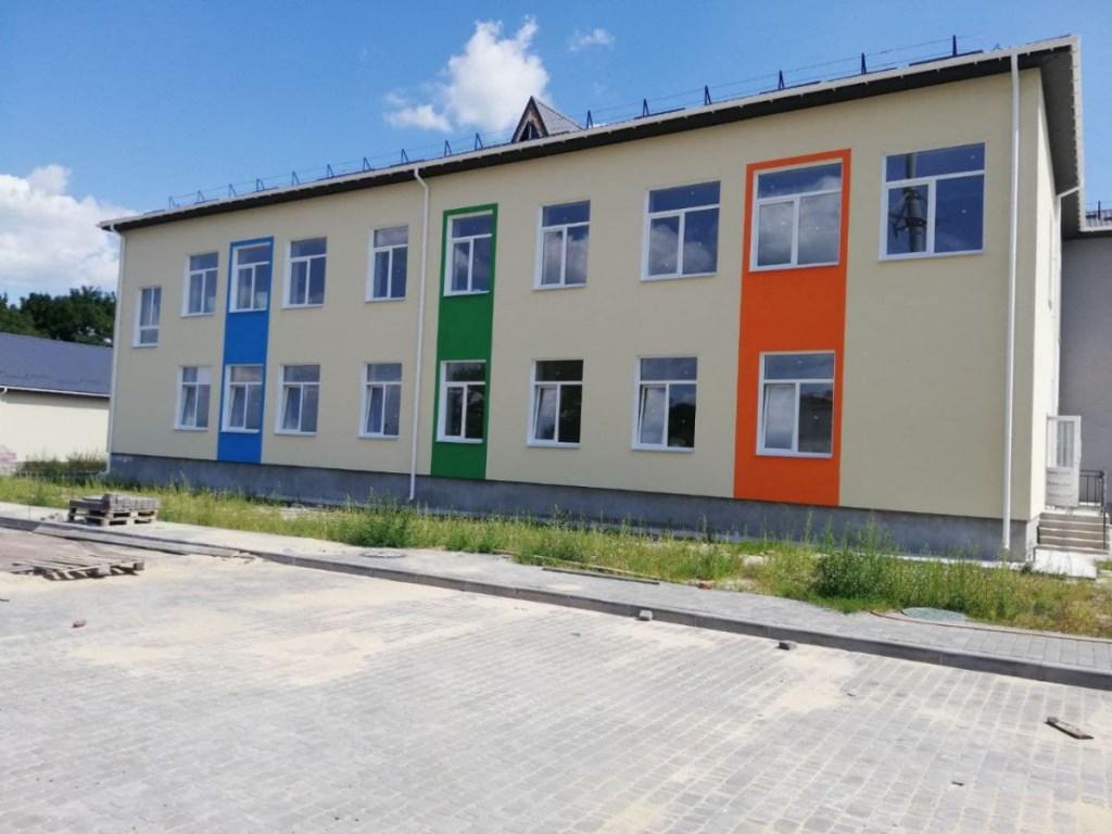 Цьогоріч у селі на Волині планують здати в експлуатацію новозбудовану школу