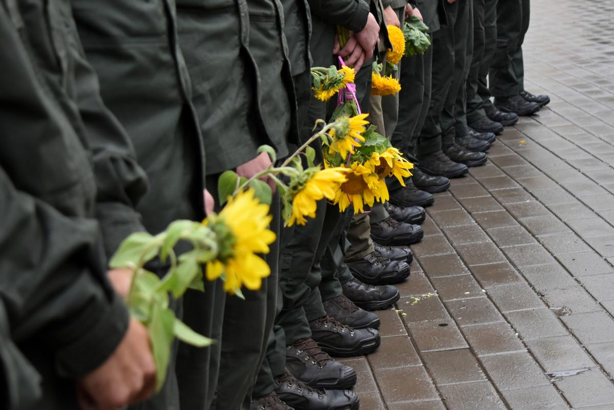 У Луцьку вшанували пам'ять захисників України