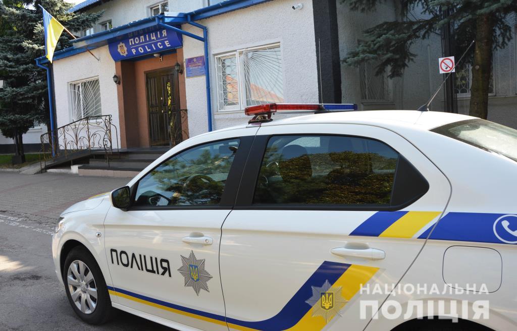 У Нововолинську відкрили відремонтоване відділення поліції