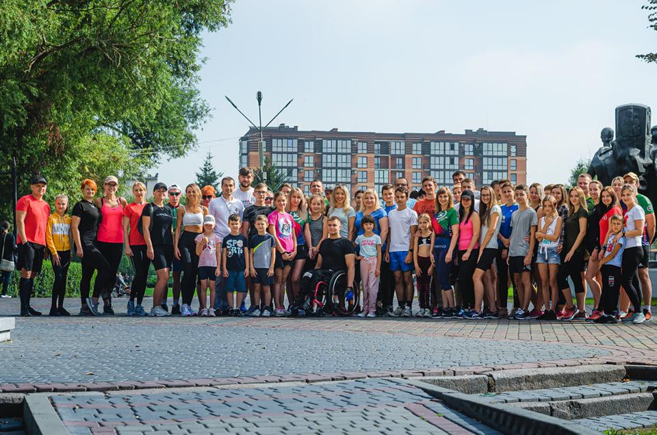 У Володимирі-Волинському до Дня міста відбувся благодійний забіг