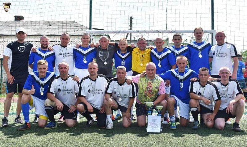 Команда 14-ї ОМБ перемогла у турнірі з мініфутболу у Володимирі-Волинському