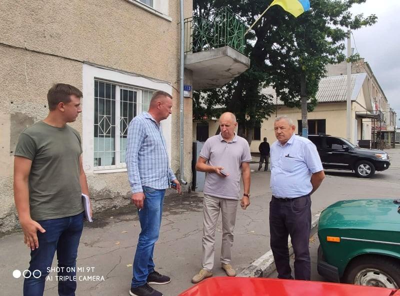У Володимирі-Волинському готуються до початку капремонту вулиці Павлова