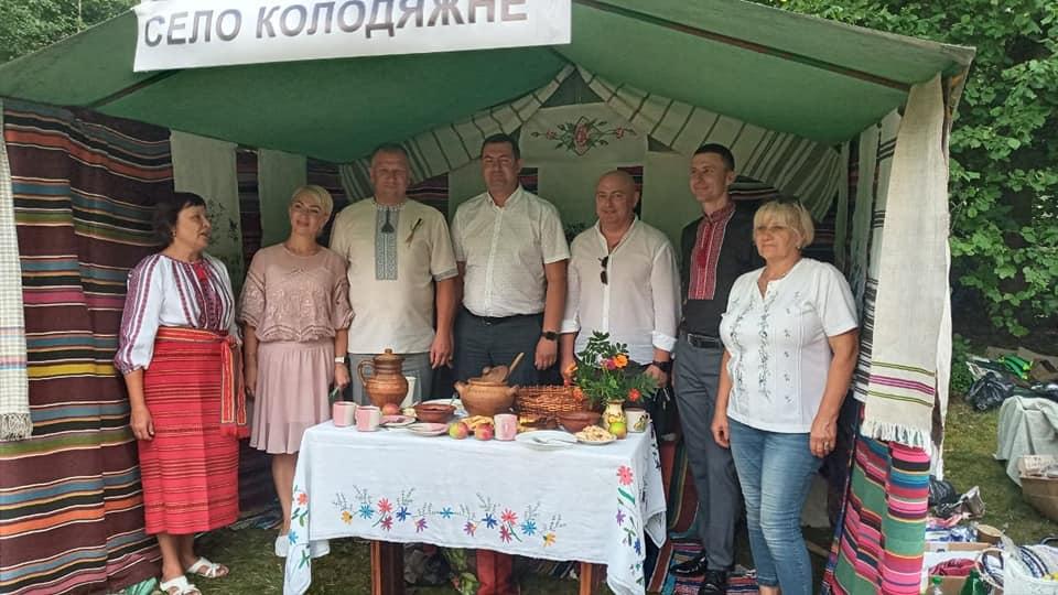 «На гостини до Лесі»: на Волині організували етнофестиваль