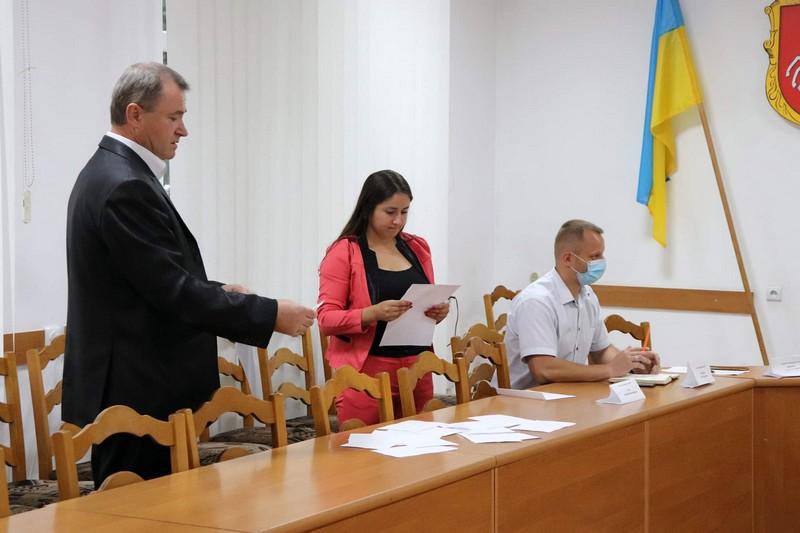 У Володимирі-Волинському визначили нових начальників двох відділів у міськраді