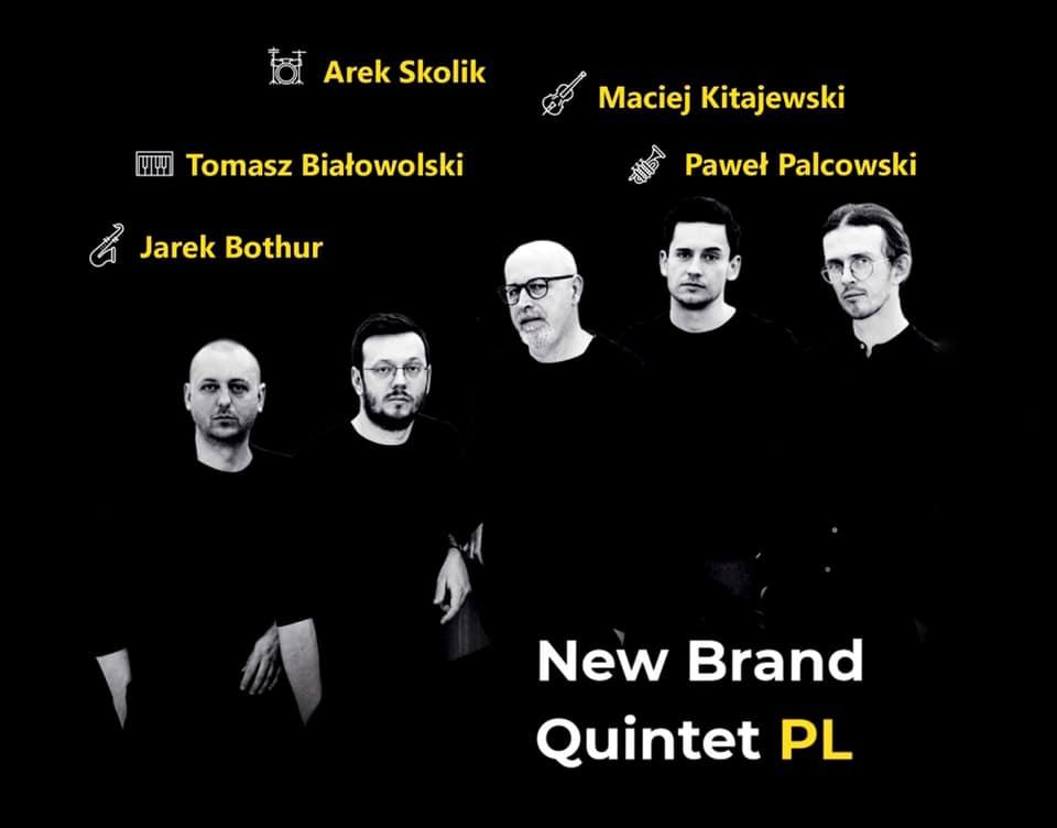 На «Art Jazz Cooperation 2021» виступить польська група «New Brand Quintet»