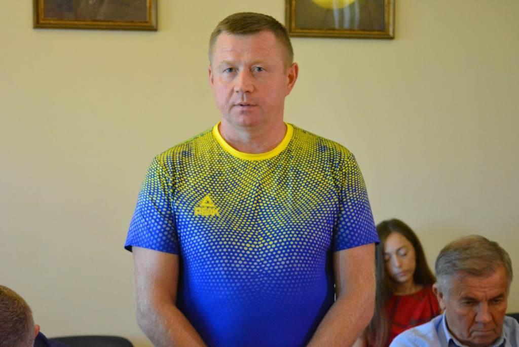 У Волинській обласні ДЮСШ з видів боротьби – новий керівник