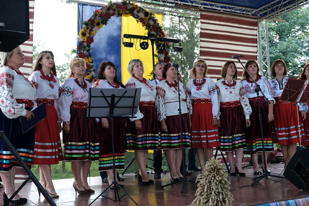 У Грибовиці на Волині відзначили День села