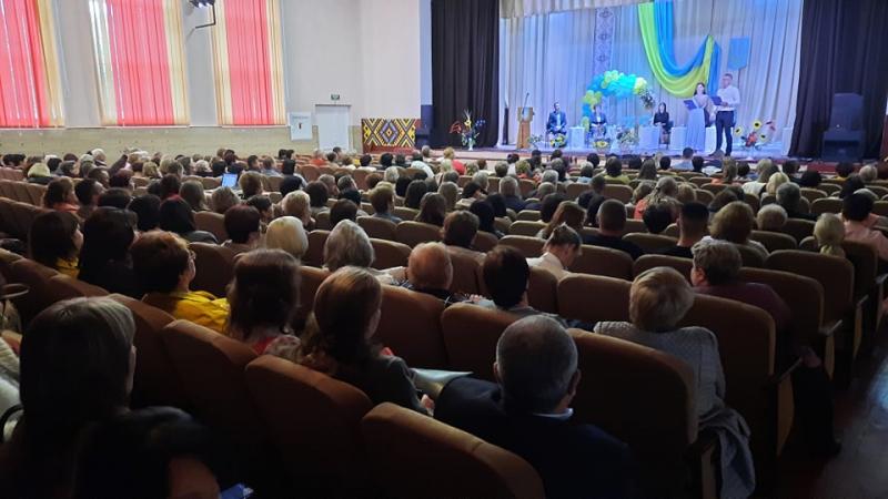 У Горохові відбулася конференція освітян