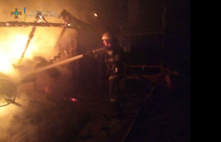 За п'ять днів на Волині ліквідували дев'ять пожеж