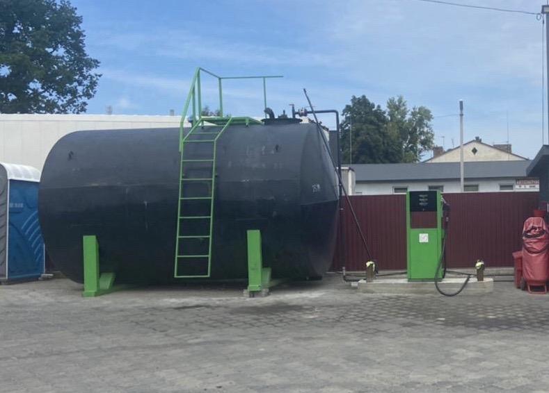 У Ковелі на нелегальній АЗС вилучили 12 тонн контрафактного пального