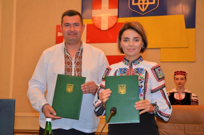 Волинь та Хмельниччина підписали меморандум про співпрацю