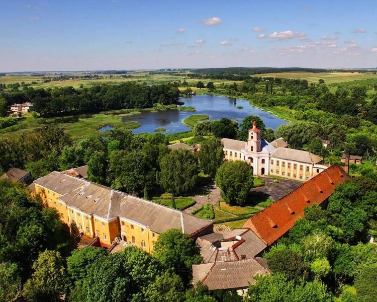 Оживити Олицький замок: на Волині організують міжнародну конференцію