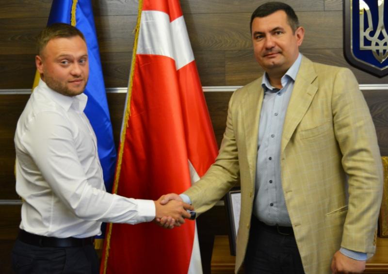 Голова Волиньради зустрівся з новопризначеним керівником митниці