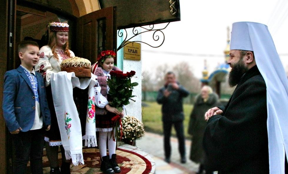 Митрополит Михаїл відвідає три парафії на Ковельщині та Ківерцівщині