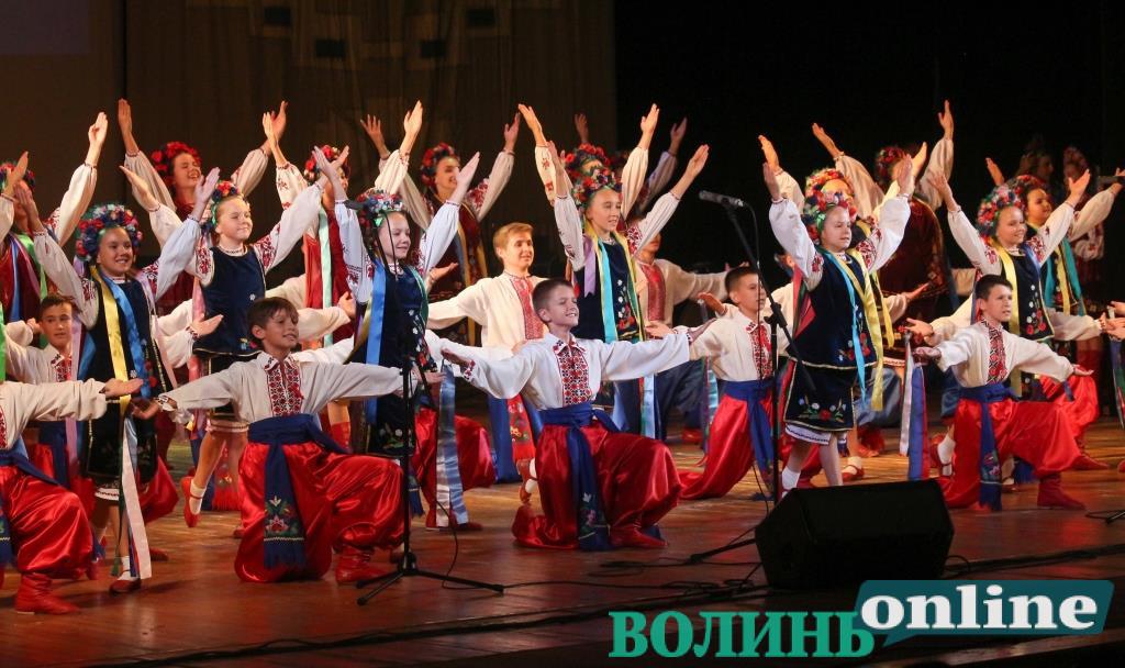 Як у Луцьку відзначили 30-ту річницю Незалежності України