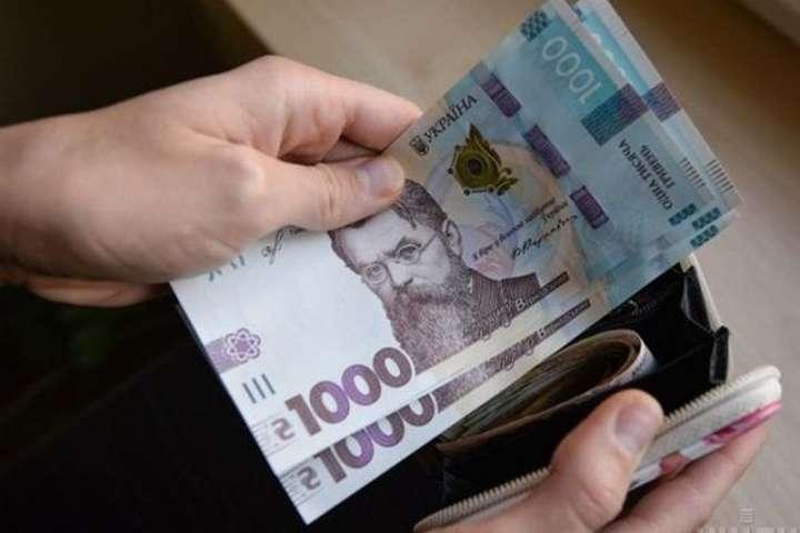 Середня зарплата волинян у липні перевищила 11,7 тисячі гривень