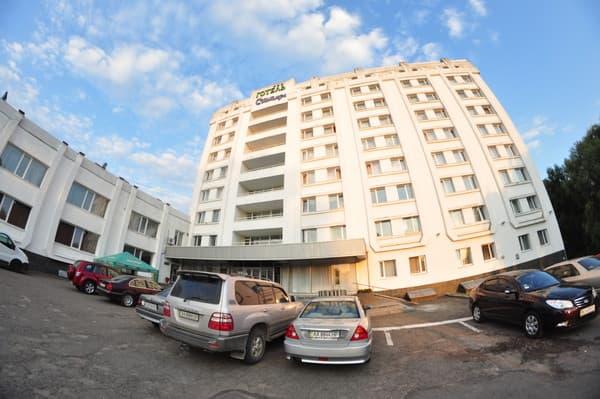 З підприємства стягнули 2,1 мільйона гривень за користування готелем «Світязь» у Луцьку