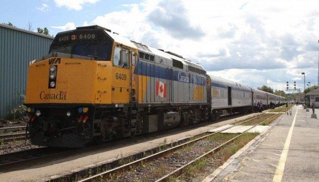 Канадська залізниця вимагатиме COVID-сертифікати у пасажирів