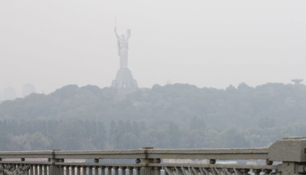 Київ – у двадцятці міст з найбруднішим повітрям