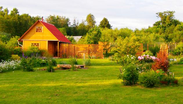 Перетворити дачу на житловий будинок відтепер можна онлайн