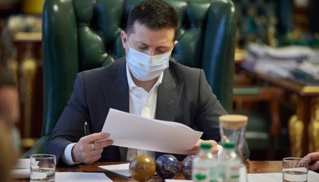 Зеленський підписав закон про скасування вільної економічної зони «Крим»