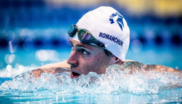 Плавець Михайло Романчук виграв «срібло» Олімпіади-2020