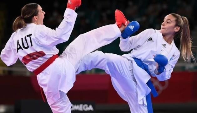 Каратистка Терлюга здобула «срібло» Олімпіади-2020