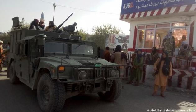 Таліби заявляють, що Афганістан керуватиметься законами шаріату