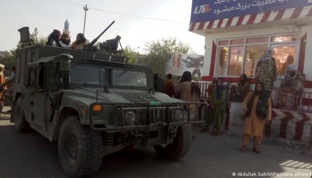 Таліби захопили Мазарі-Шариф, з великих міст в руках уряду залишається тільки Кабул
