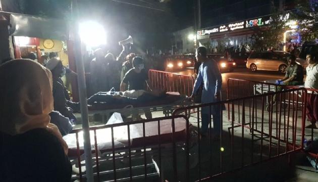 Кількість жертв теракту в Кабулі збільшилася до 200