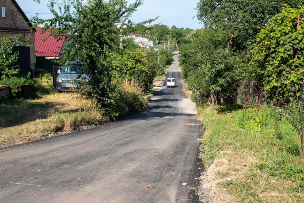 У Нововолинську завершили асфальтування однієї з вулиць